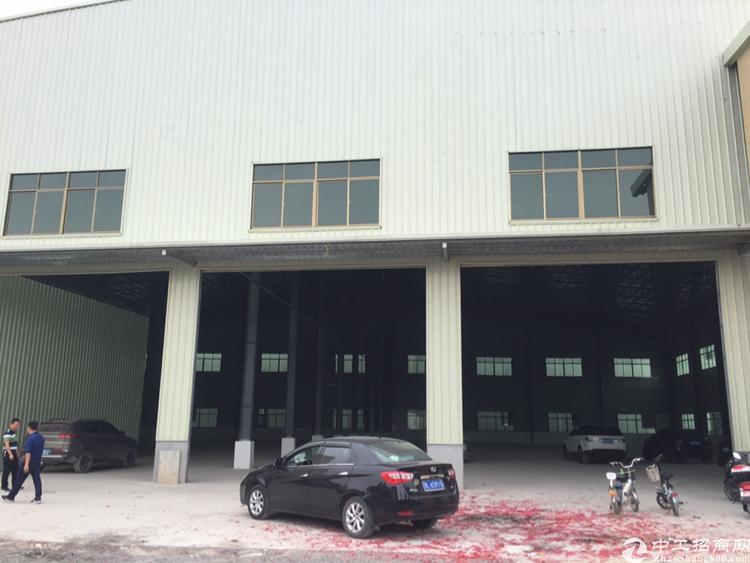 寮步钢结构新厂房