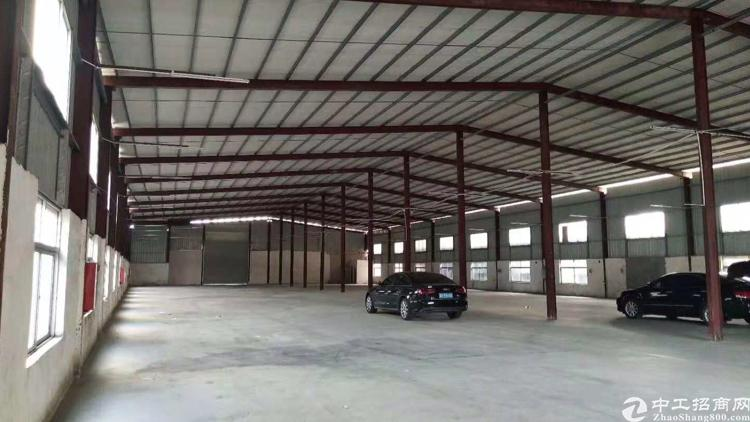 常平新出独院厂房3600平层高7米,交通便利
