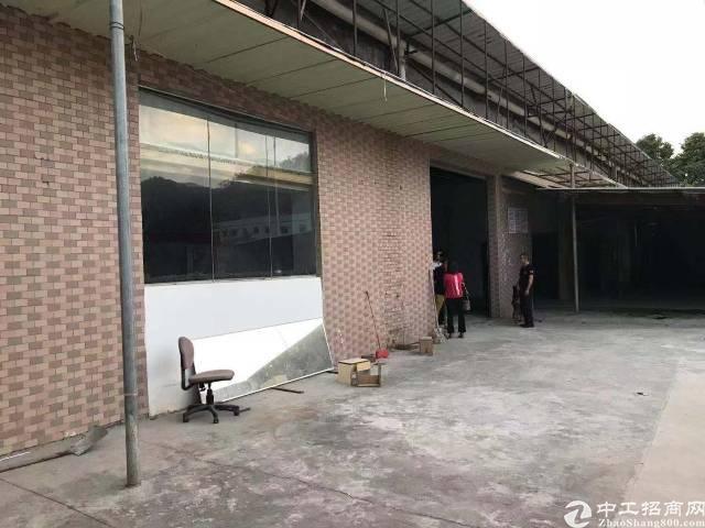 石井新出一楼仓库400平出租