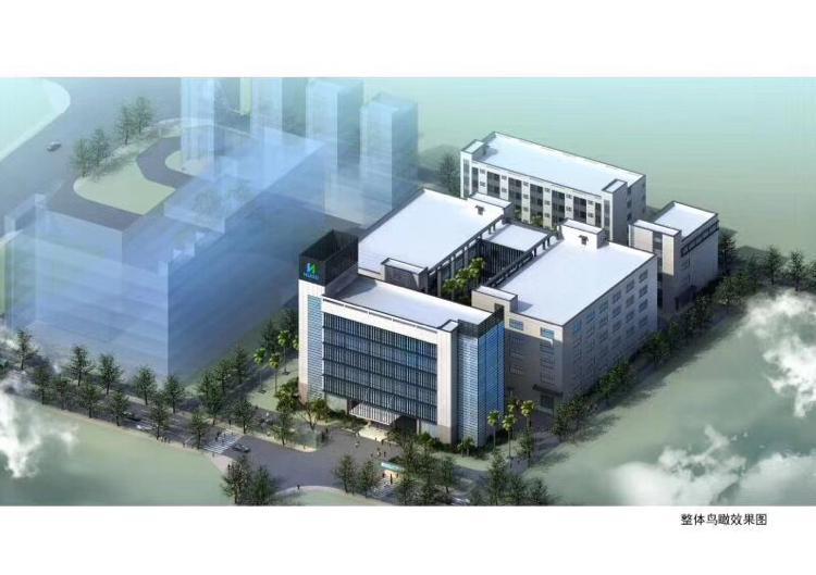 总部科技园约1500平方米写字楼出售占地面积330平方米,