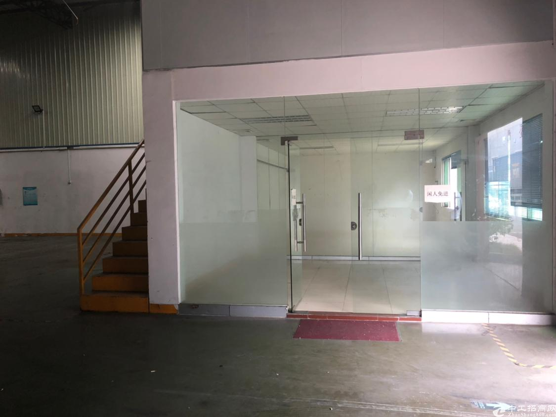 【石碣新出3楼700平米,有电梯,带办公室租13块】