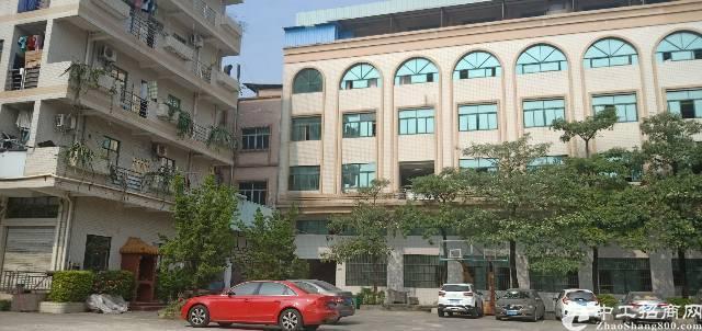 寮步占地10000集体证厂房出售