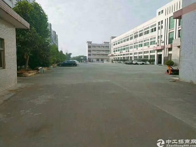 惠州市惠阳三和经济开发区新出独院标准厂房招租-图4