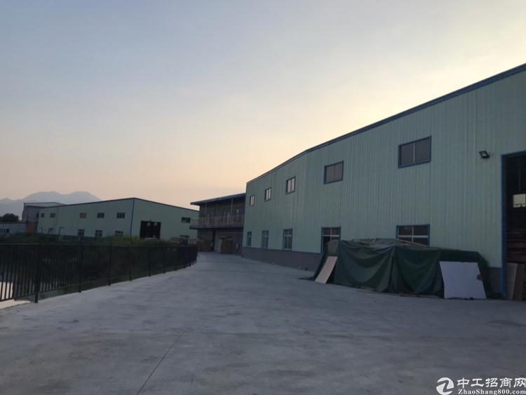 仲恺高新区国道边上厂房