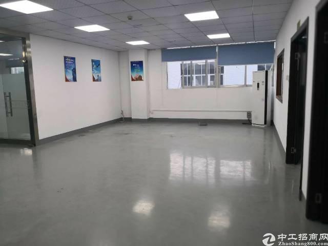 庄村大型工业园区楼上480平方带装修厂房