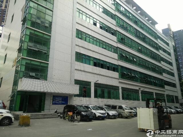 布吉甘坑秀峰工业区新出2楼1580平(可分租)