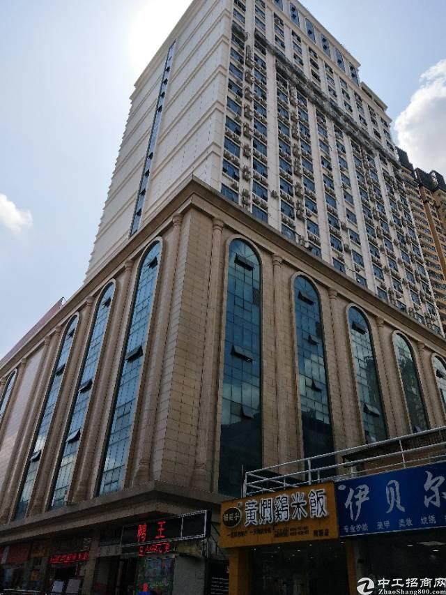 南联地铁站楼甲级写字楼800平方出租30平方起分
