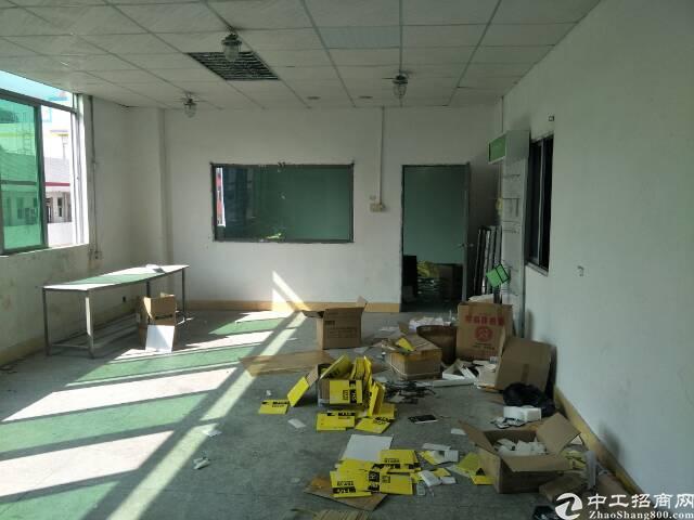 龙华汽车站旁边新出精装修厂房整层1000平(可分租,价格好)