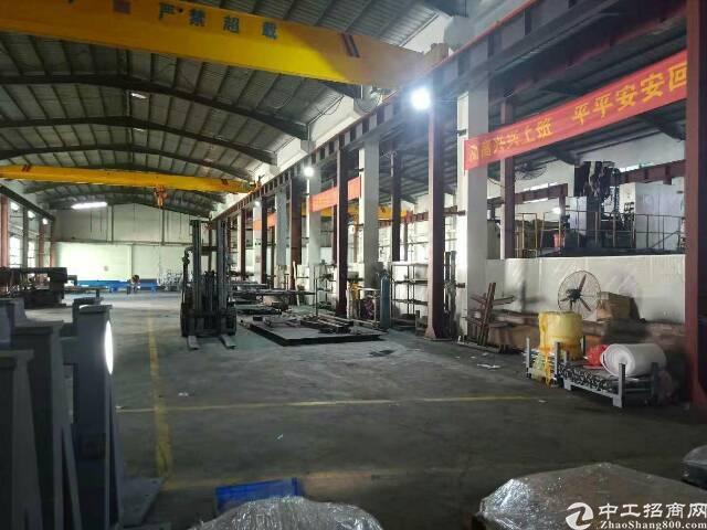 龙岗可以铁与纸皮废品打包的厂房