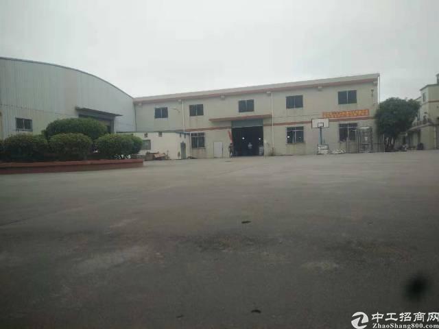 东莞市占地5800平建筑4700平钢构独院出售