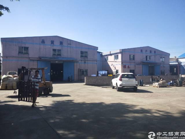 石排镇新出独门独院可做小污染行业厂房