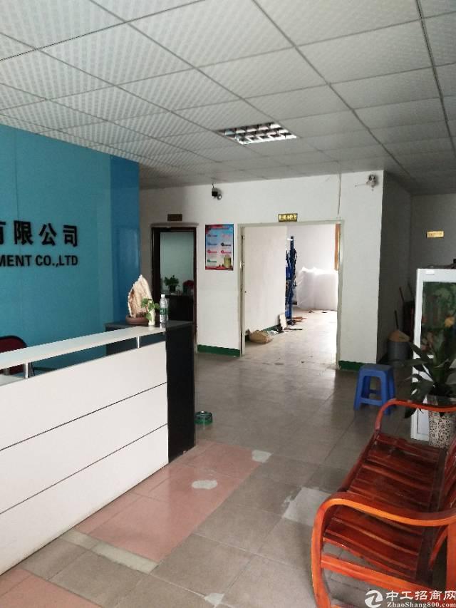 深圳公明小企业福音400㎡实际面积