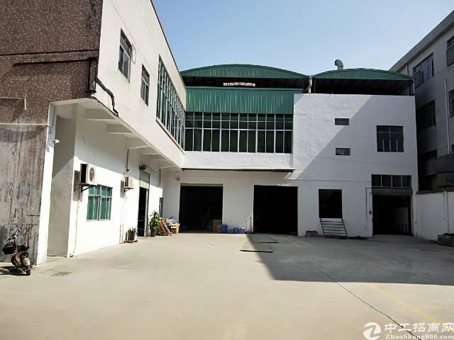 黄江镇厂房1400平