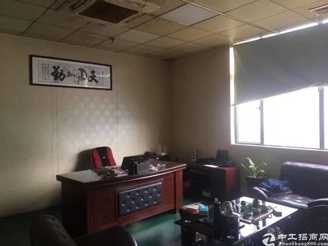 沙井后亭地铁口附近新出楼上650平带装修厂房