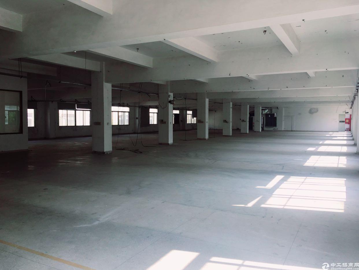 龙岗同乐新出三楼1500平有现成办公室