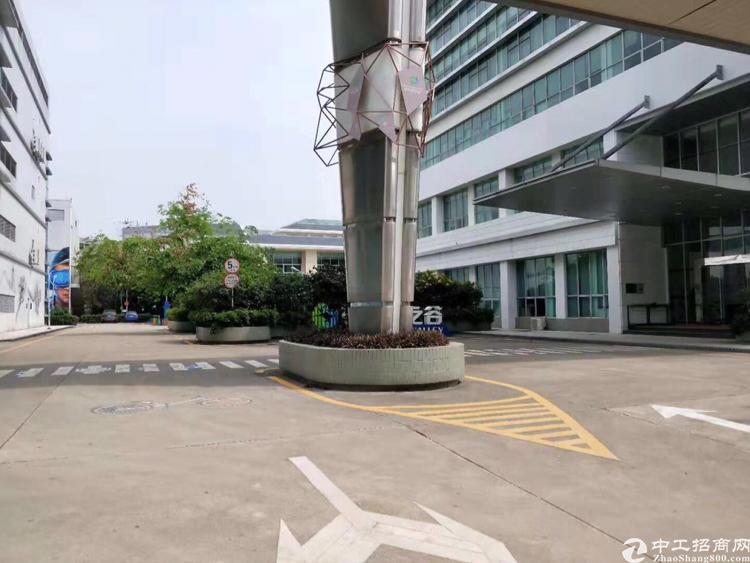 西乡高新厂房7000平大小面积招租,园区空地大