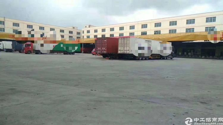 沙井高速口新出标准物流仓库带卸货平台