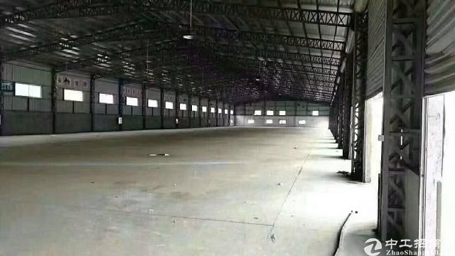 (出租)观澜章阁新出一楼标准物流仓库