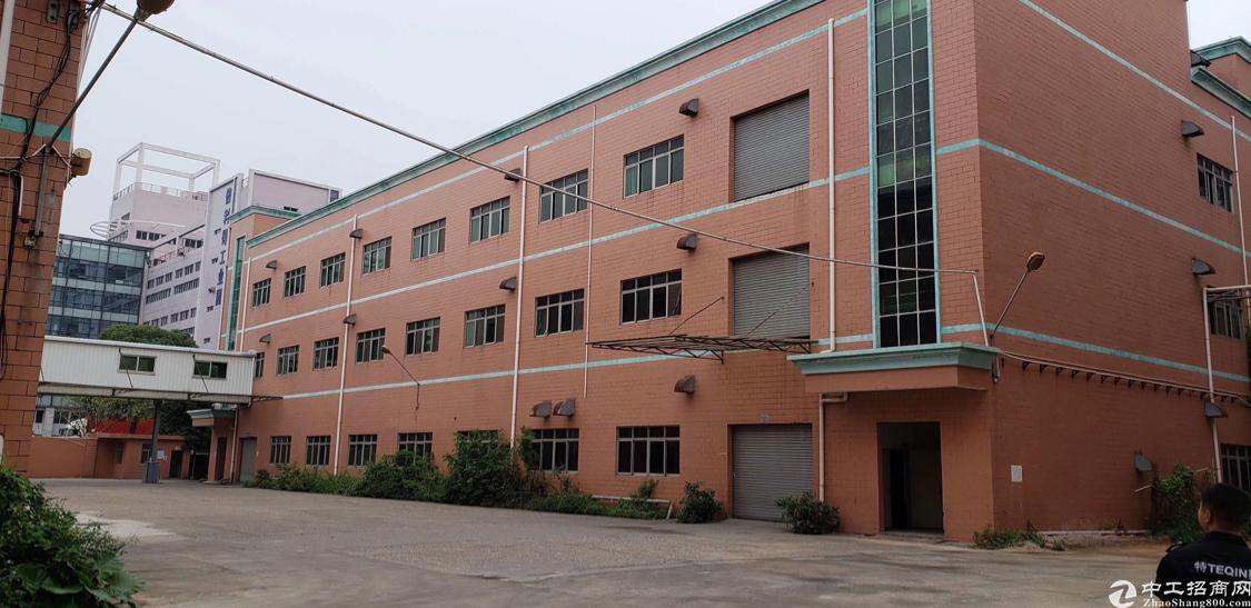 平湖独院厂房14000平米出租使用率85%
