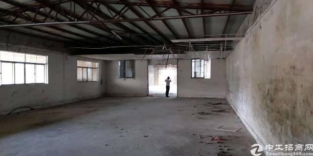 坪山坑梓红本钢构厂房2300出租