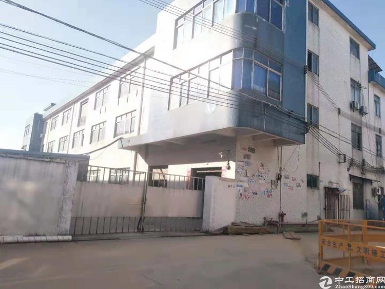 沙井107国道独门独院厂房出租5500平