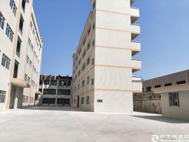 1-5层6800平方办公室宿舍2500有电梯空地超大交通方便