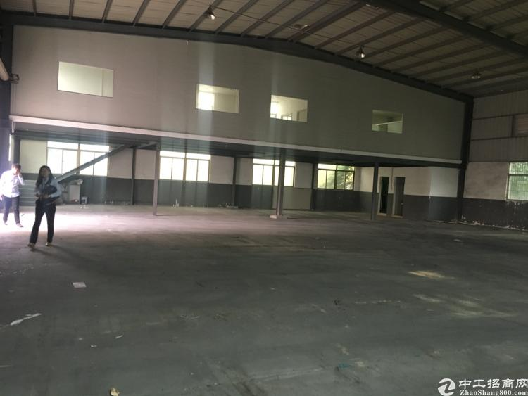 沙井共和新出钢构厂房900平方出租