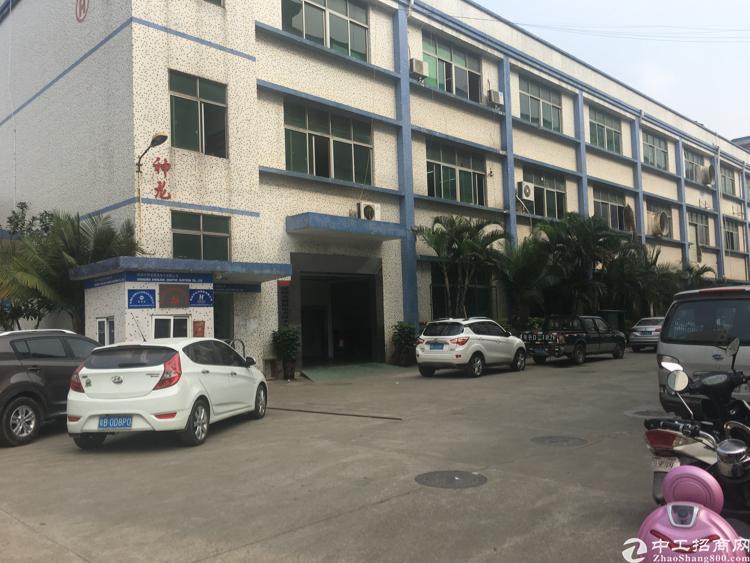 长圳新出楼上带办公室装修厂房