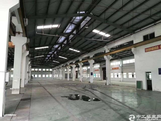 (出租)东莞高步新出16米钢结构10000千方米