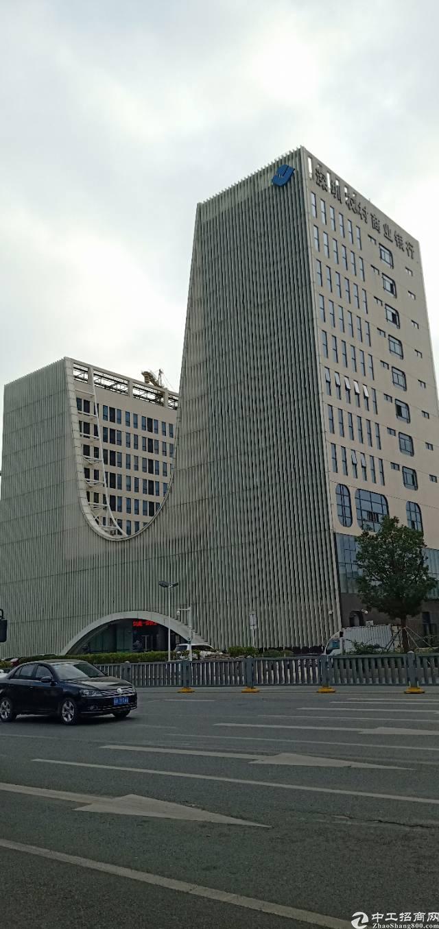 坪山新区原房东独栋350平米写字楼招租,