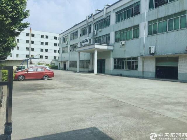 平湖华南城机菏高速出口6000平方米厂房招租