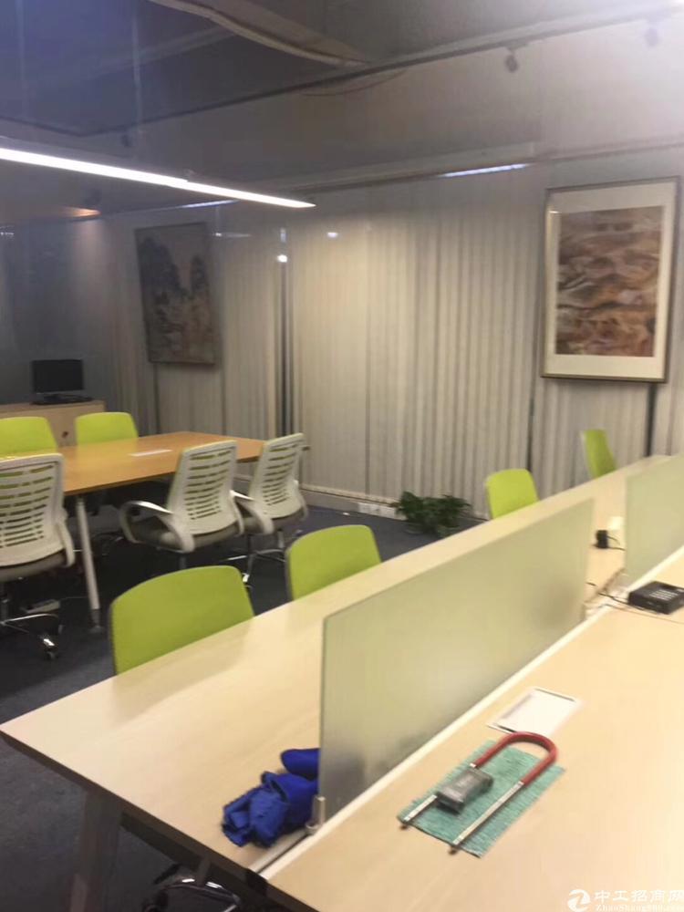 荷坳精装修办公室300平米出租