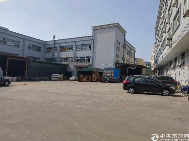 广州黄埔6000平方不动产厂房分层出售,超长年限47年。