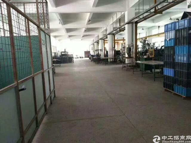 沙井新出一楼6米高独院厂房