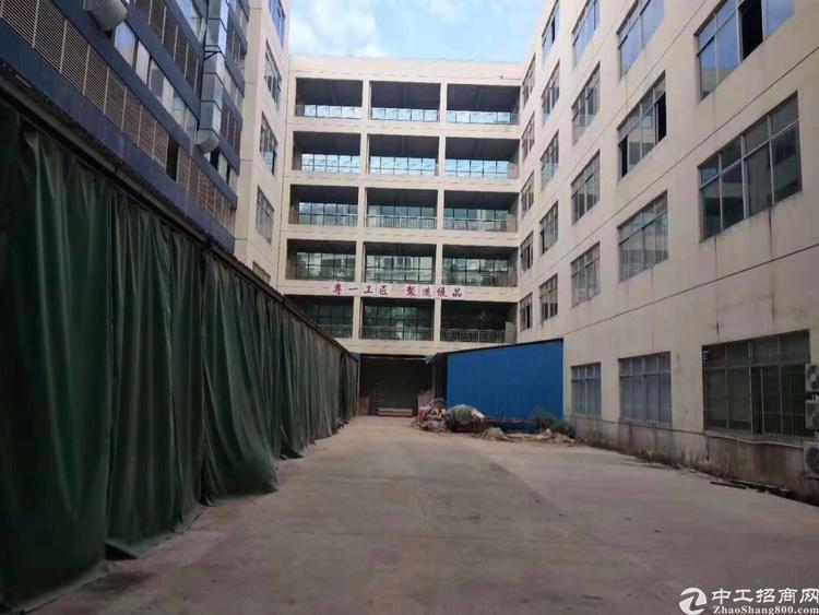惠州市惠阳区新出15600平大型工业厂房出租,可做家私排污