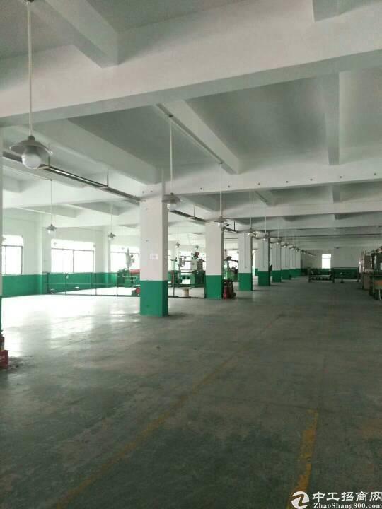 寮步镇现成装修车间1500平方招租
