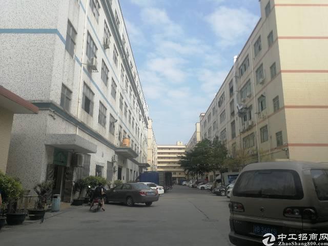 福永地铁站800米带装修厂房实际面积出租