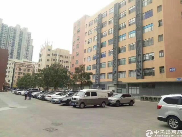 沙井镇后亭工业区楼上700平米精装修,免转让费租金20