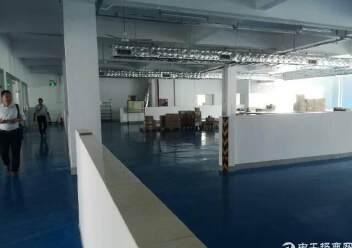 新厂房,精装修,无转让费楼上1000平方厂房出租图片4