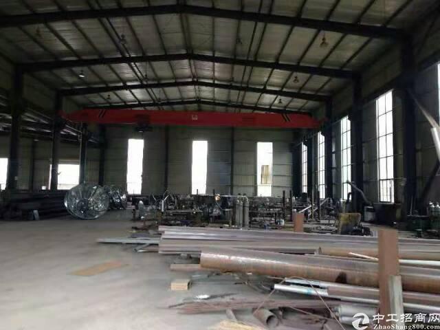 金堂8000平标准厂房带行车,面积可分割,手续齐全