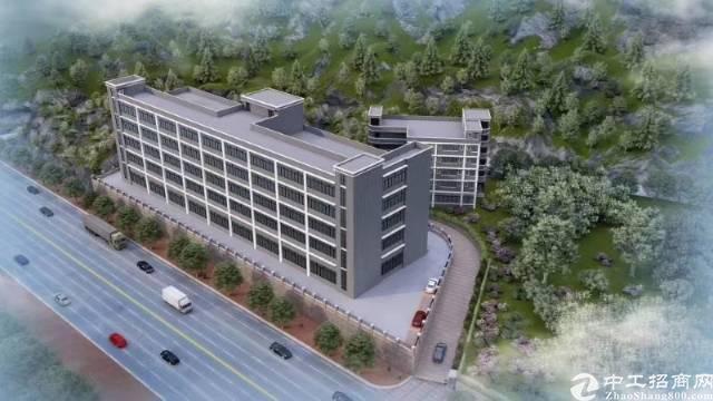 龙岗区新出独门独院专业数据库厂房面积25000平方一楼6米高