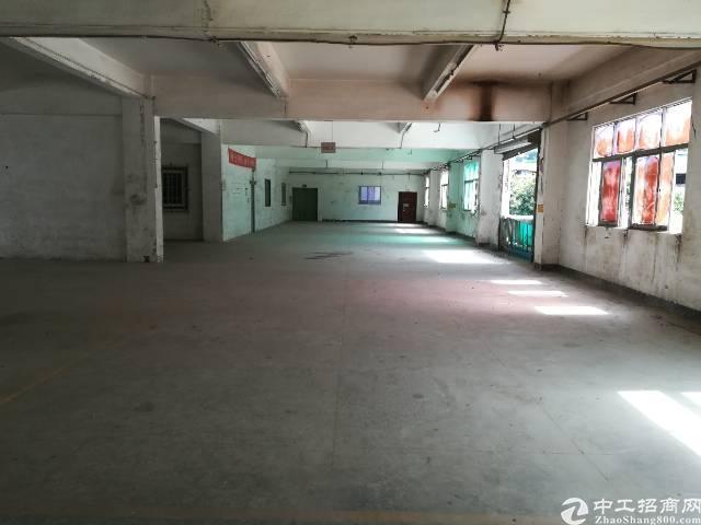 观澜福民原房东厂房300平出租