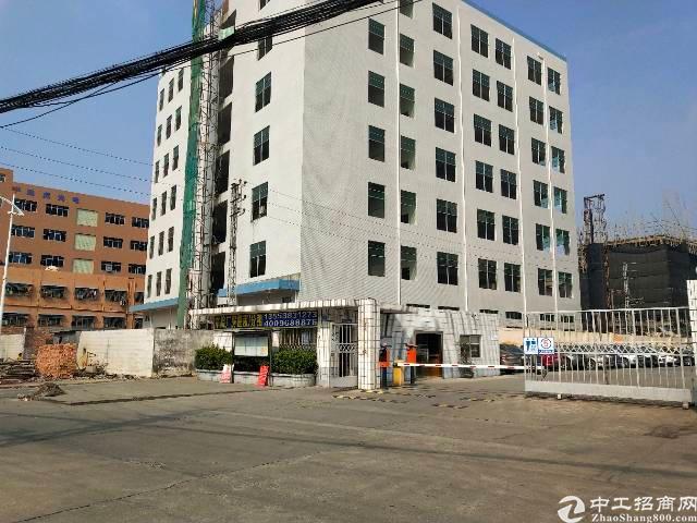 虎门全新重工业厂房每层2000平承重1吨每平可办环评