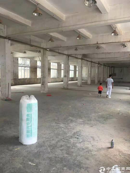 深圳公明楼村附近独院标准厂房3500平方²带宿舍办公室新装修