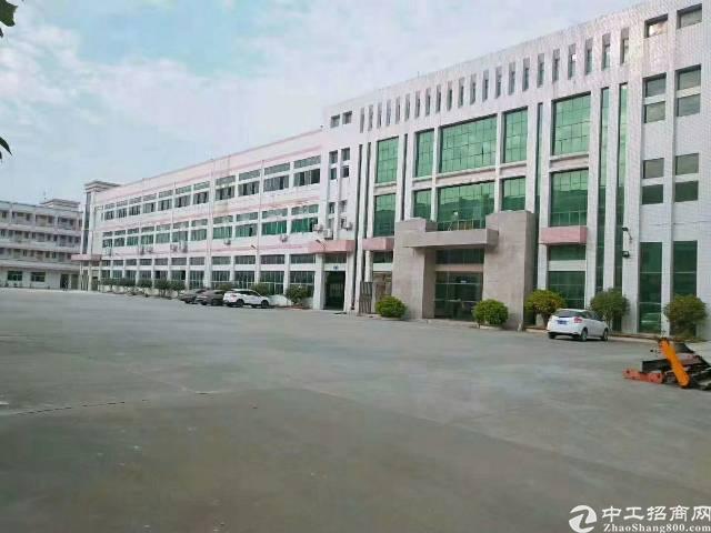 惠州市惠阳三和经济开发区新出独院标准厂房招租-图5