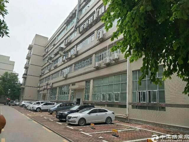 沙井西部工业区新出楼上带装修厂房1200平