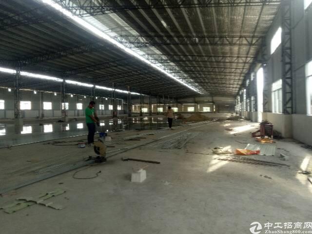 平湖新建滴水7米独院钢构厂房10000平,2000起分