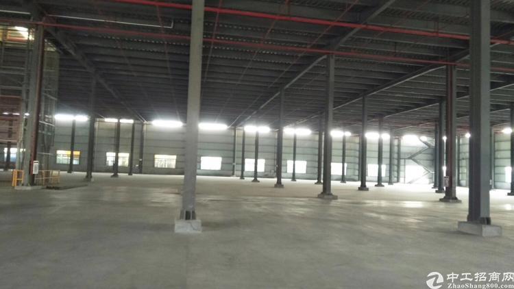 全新物流仓 带准丙二类消防设施,钢结构仓库2层,宿舍4层 带