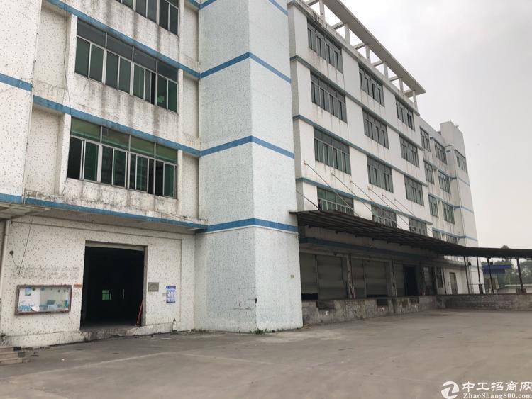 福永机场附近新出物流园10000平米出租