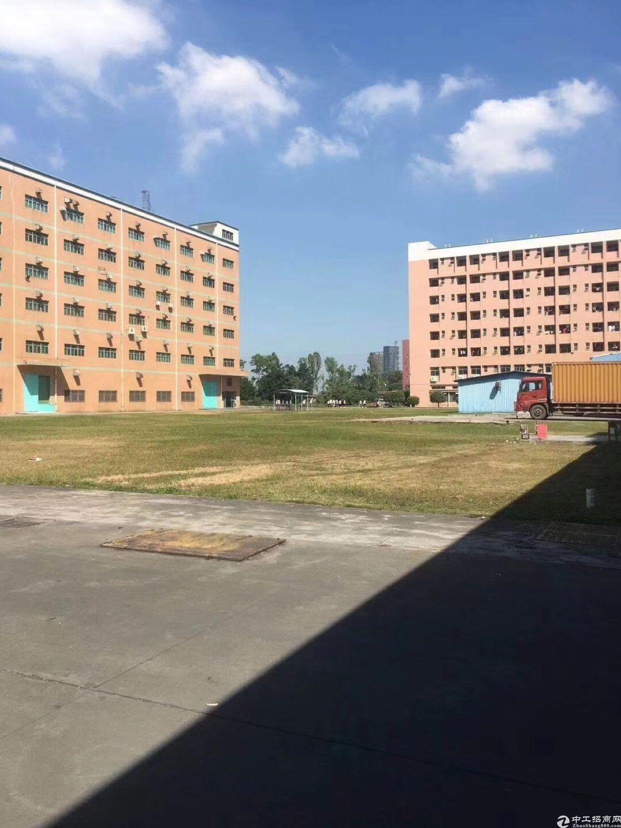 布吉丹竹头独栋厂房36000平出租